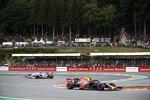 Alexander Albon (Red Bull) und Lance Stroll (Racing Point)