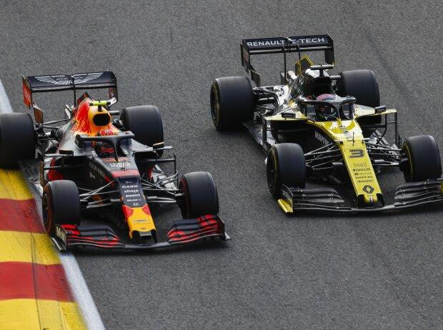 Alexander Albon, Daniel Ricciardo