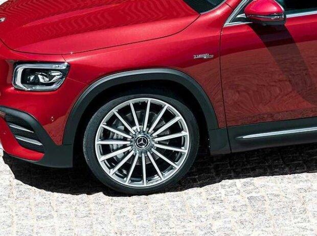Mercedes-AMG GLB 35 4Matic (2019)