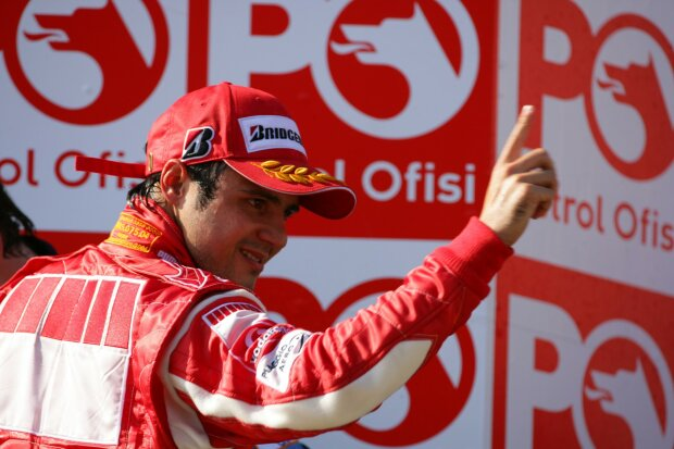 Felipe Massa Ferrari Scuderia Ferrari Mission Winnow F1 ~Felipe Massa ~