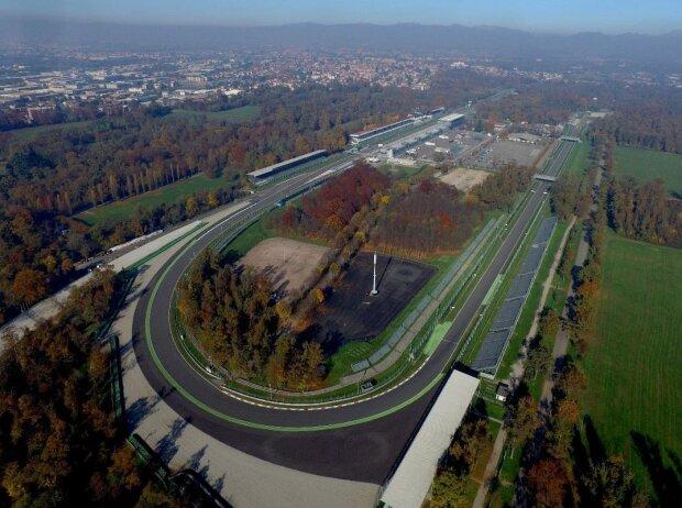 Monza, Parabolica
