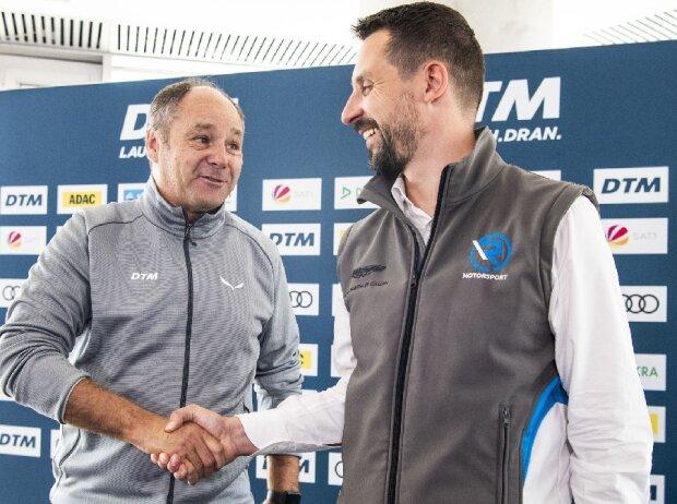 Florian Kamelger, Gerhard Berger
