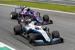 Robert Kubica (Williams) und Pierre Gasly (Toro Rosso)