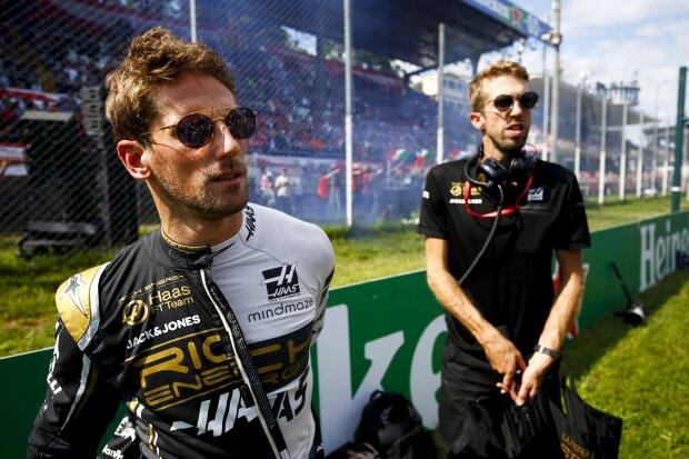 Romain Grosjean  ~Romain Grosjean (Haas) ~