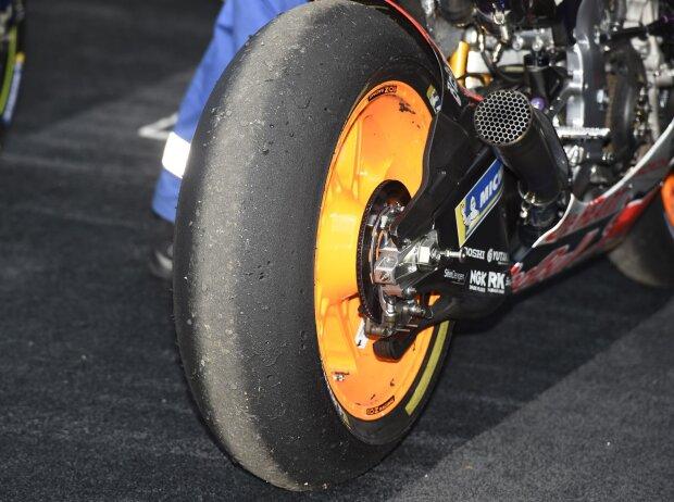 Michelin, Marc Marquez Silverstone