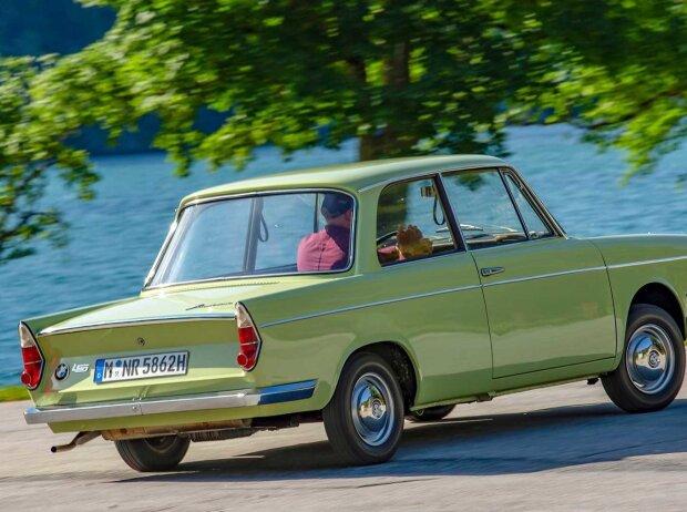 Unterwegs im BMW LS Luxus von 1962