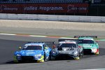 Robin Frijns (Abt-Audi) und Paul di Resta (R-Motorsport Aston Martin)