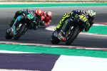 Valentino Rossi vor Franco Morbidelli