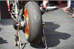 Hinterreifen von Marc Marquez (Honda)