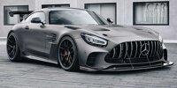 2020 Mercedes-AMG GT Black Series Rendering