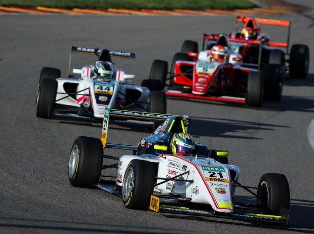 Formel 4 auf dem Sachsenring