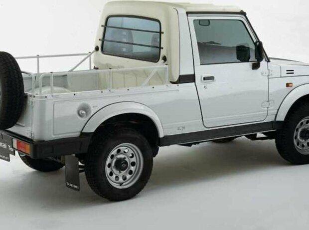 Suzuki Samaurai Pick-up