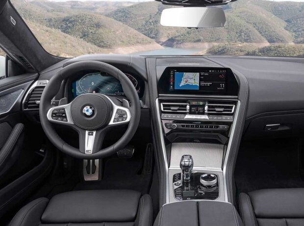 Test BMW 840i Gran Coupé 2019