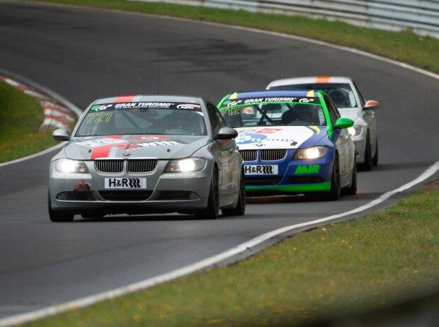 BMW 325i E90, V4