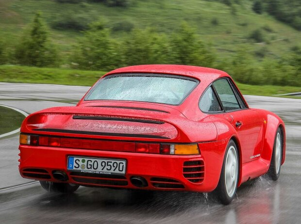 Porsche 959 S (1988)