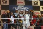 Marco Wittmann (RMG-BMW) und Arno Zensen
