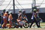 Aron Canet (Max Racing) und John McPhee (Petronas Sprinta)