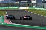 Romain Grosjean (Haas) und Antonio Giovinazzi (Alfa Romeo)