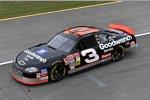 Pace-Laps: Richard Childress im Childress-Chevrolet von Dale Earnhardt aus der NASCAR-Saison 2000