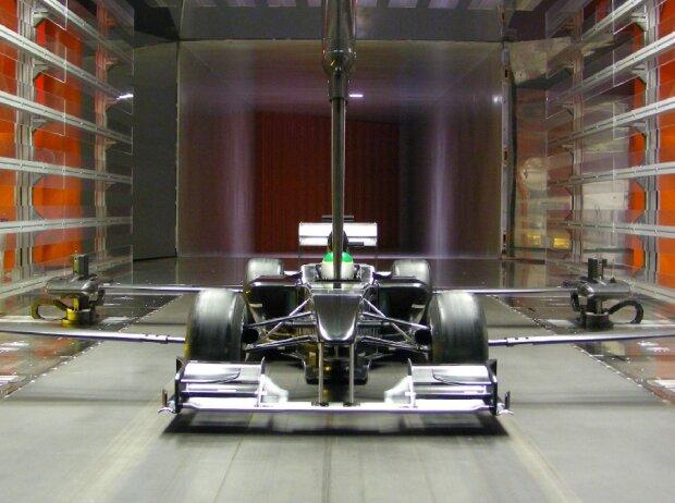 Lotus-Windkanal 2009