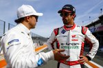 Felipe Massa (Venturi) und Lucas di Grassi (Audi)