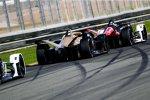 Andre Lotterer (Porsche) und Jean-Eric Vergne (DS Techeetah)