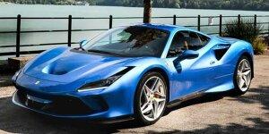 Ferrari F8: News, Gerüchte, Tests