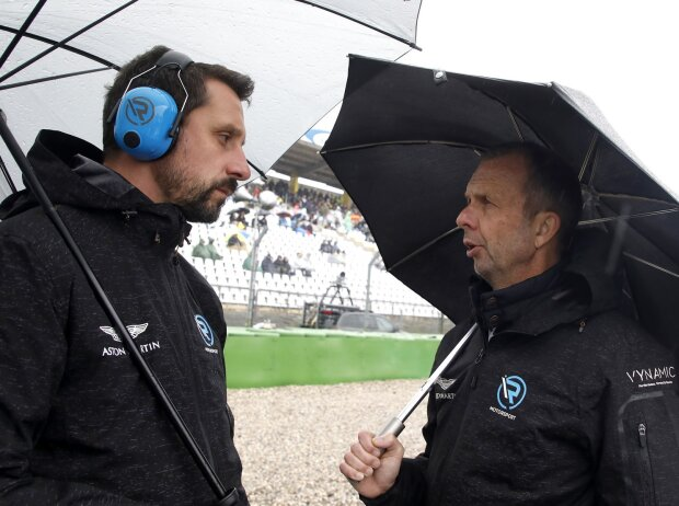 Florian Kamelger, Andreas Baenziger