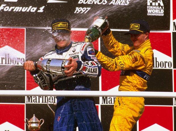 Jacques Villeneuve, Ralf Schumacher