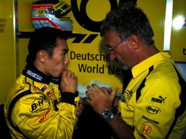 Takuma Sato, Eddie Jordan
