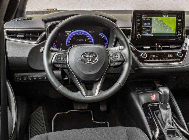 Toyota Corolla Hybrid (2019) im Test