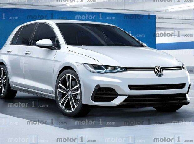 VW will mit neuem Golf 8 Umwelt- und Klimabilanz verbessern
