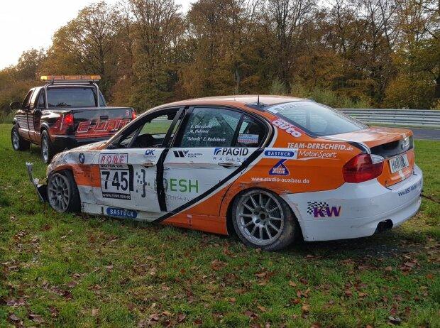 Rolf Derscheid, BMW 325i
