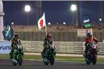 Kawasaki feiert den Herstellertitel