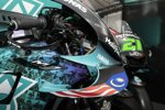Spezialdesign von Petronas Yamaha beim Heimrennen in Sepang