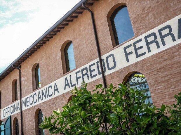 La forge du père d'Enzo Ferrari, Alfredo