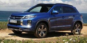Mitsubishi ASX: News, Gerüchte, Tests