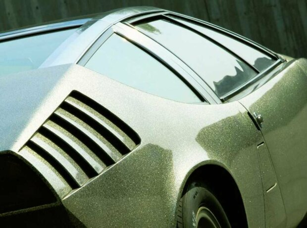 Alfa Romeo Iguana by Italdesign