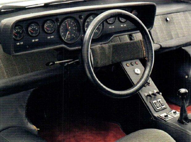 Alfa Romeo Iguana by Italdesign (1969)