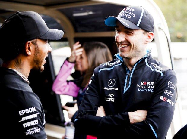 Lewis Hamilton, Robert Kubica, Lance Stroll