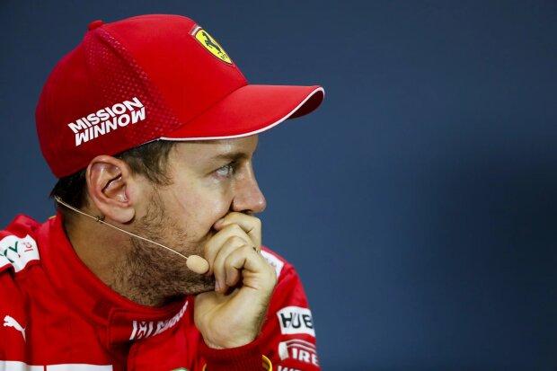 Sebastian Vettel Ferrari Scuderia Ferrari F1 ~Sebastian Vettel (Ferrari) ~