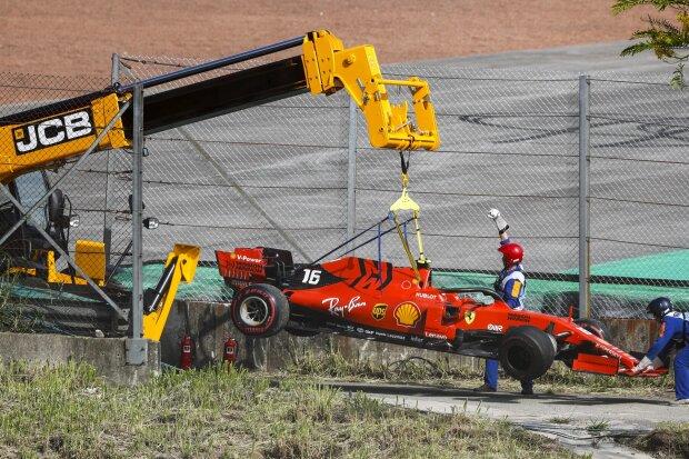 Charles Leclerc Ferrari Scuderia Ferrari F1 ~Charles Leclerc (Ferrari) ~