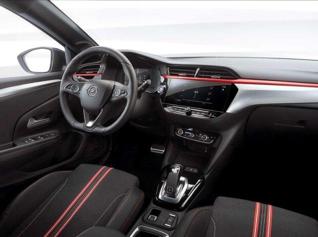 Opel Corsa, Innenraum