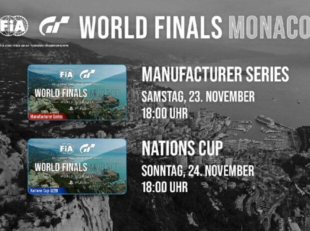 Gran Turismo Weltfinale 2019