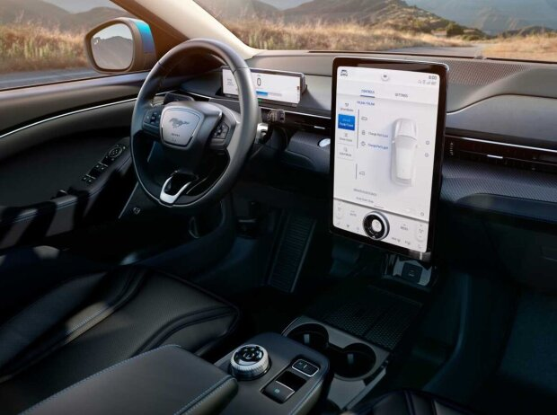 Ford Mustang Mach-E, Innenraum