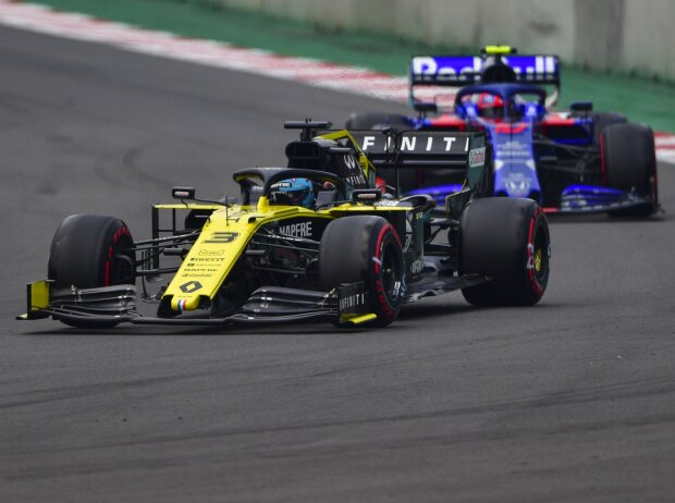 Daniel Ricciardo, Pierre Gasly