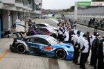 Alessandro Zanardi und Marco Wittmann (RMG-BMW)