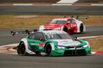 Marco Wittmann (RMG-BMW) und Rene Rast (Rosberg-Audi)