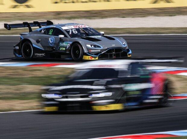 Aston Martin, BMW