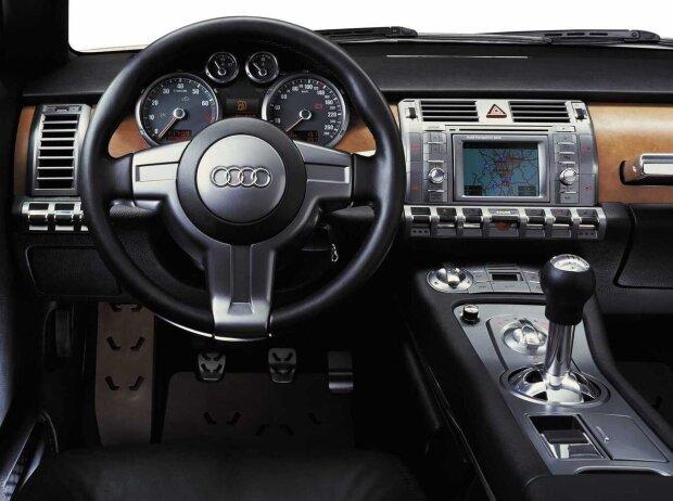 Cockpit des Audi Steppenwolf (2000)